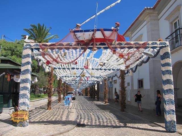 Fiestas de San Juan en Tavira