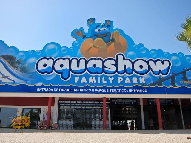 aquashow algarve