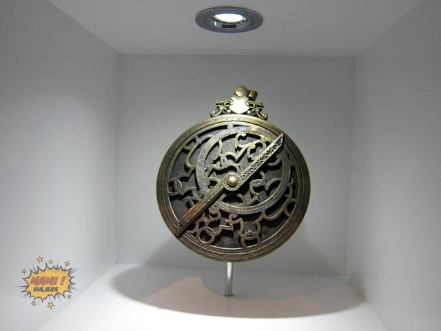 Brújula de cobre